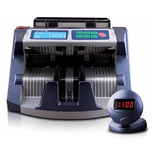 1-AccuBANKER AB 1100 PLUS UV/MG liczarka do banknotów