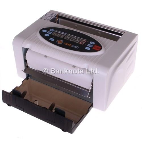 2-Cashtech 340 A UV  liczarka do banknotów