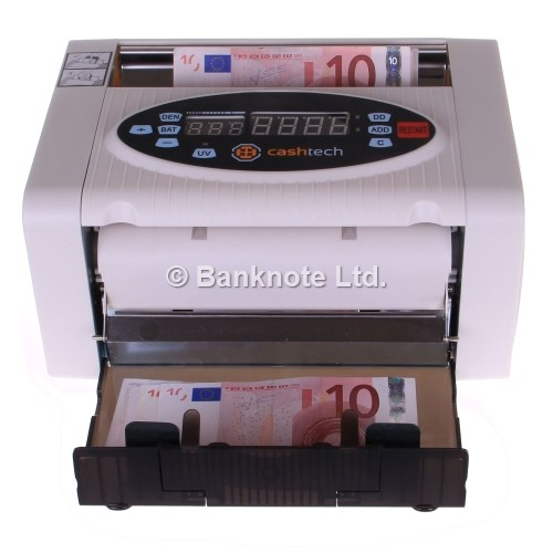 3-Cashtech 340 A UV  liczarka do banknotów