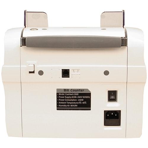 3-Cashtech 3500 UV/MG liczarka do banknotów